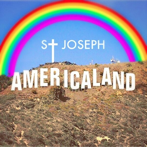 Cover art for Americaland