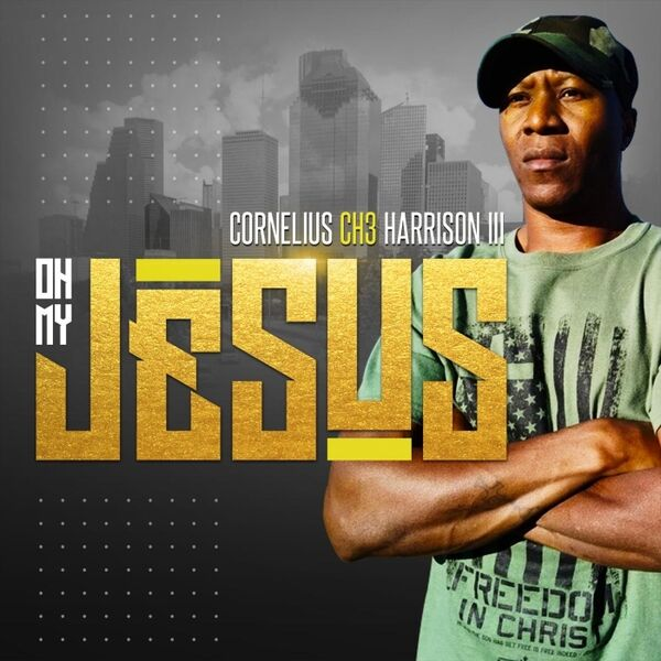 Cover art for Oh My Jesus