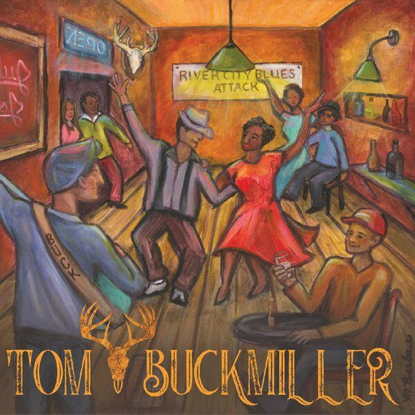 Cover art for River City Blues Attack