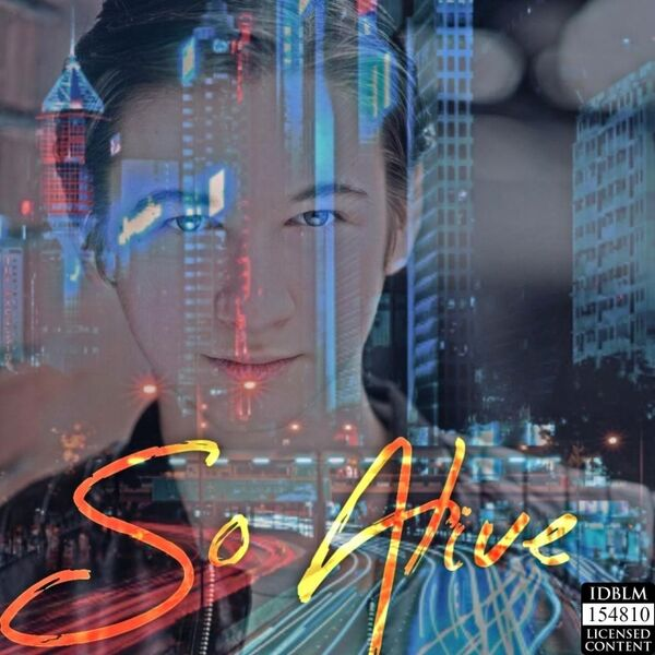 Cover art for So Alive