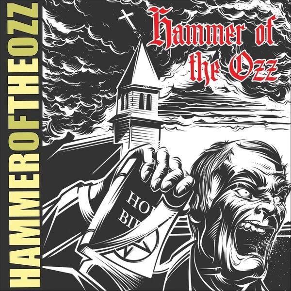 Cover art for Hammer of the Ozz