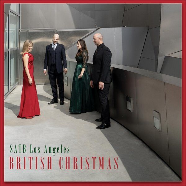 Cover art for British Christmas