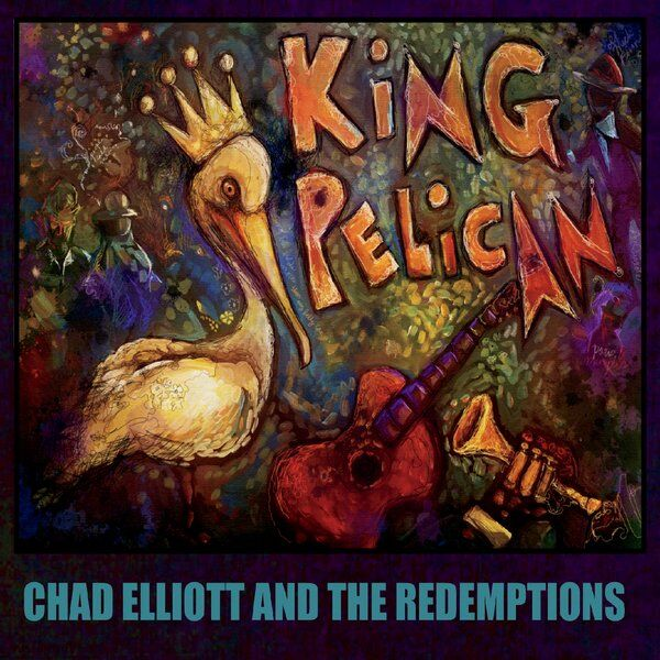 Cover art for King Pelican
