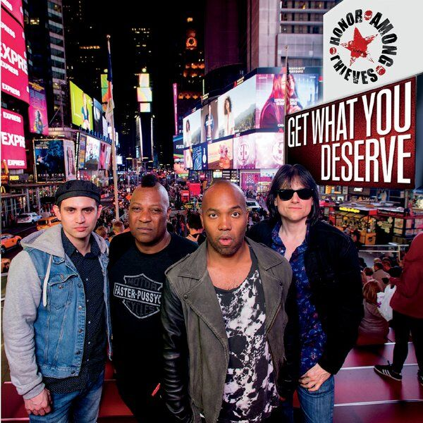 Cover art for Get What You Deserve