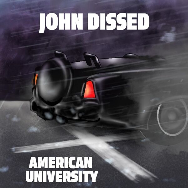 Cover art for American University
