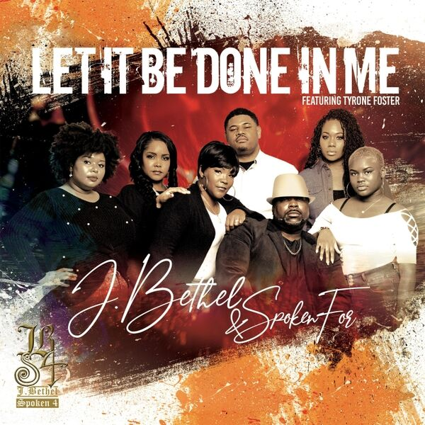Cover art for Let It Be Done in Me