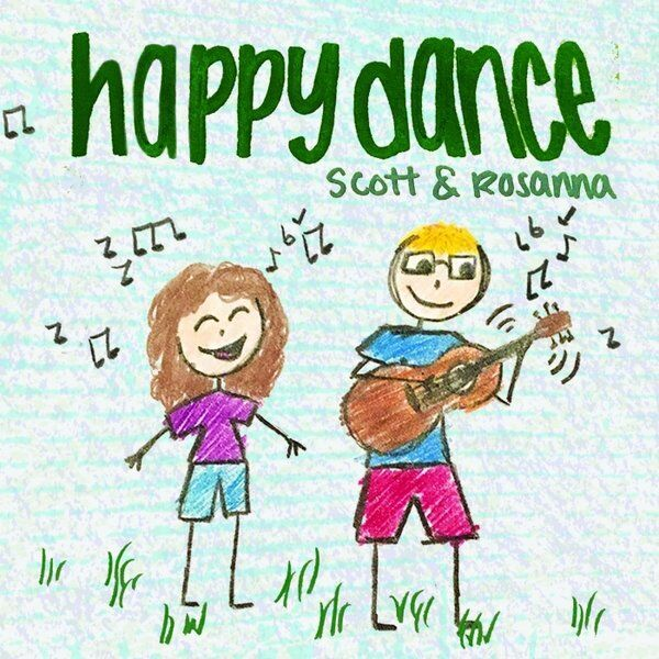 Cover art for Happy Dance