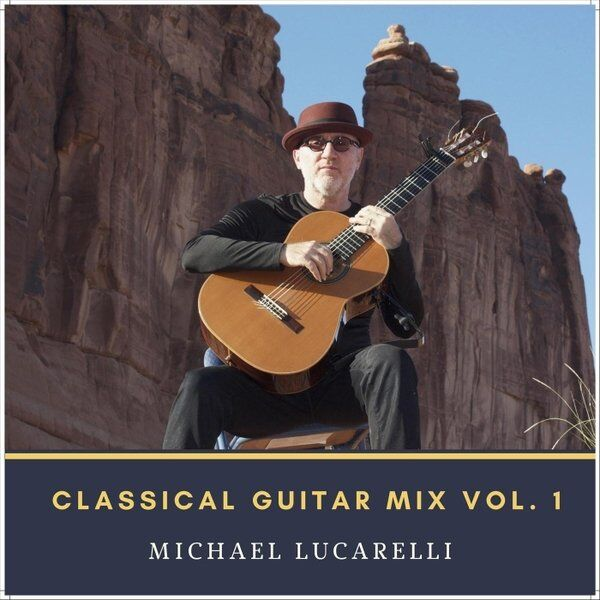 Cover art for Classical Guitar Mix, Vol. 1