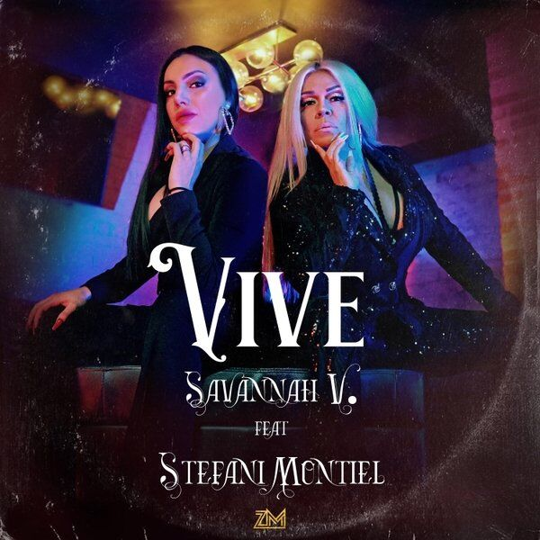 Cover art for Vive