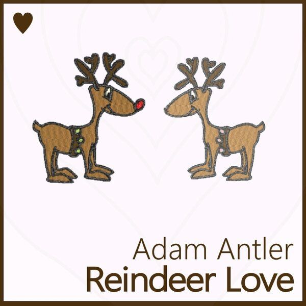 Cover art for Reindeer Love