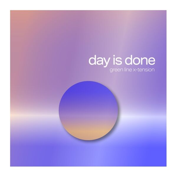 Cover art for Day Is Done