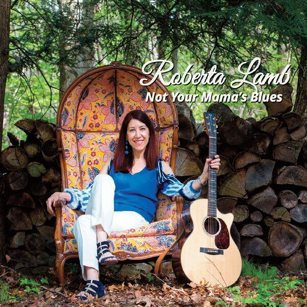 Cover art for Not Your Mama's Blues