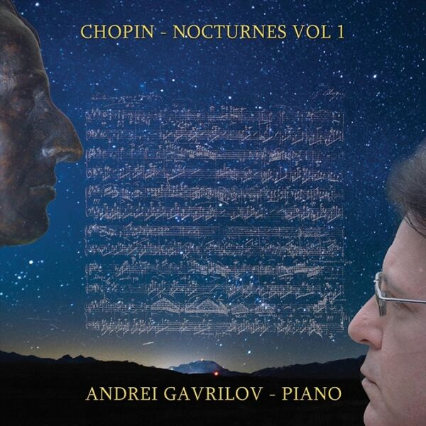 Cover art for Chopin Nocturnes, Vol. 1