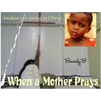 When a Mother Prays