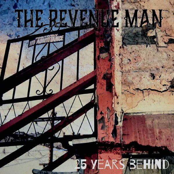 Cover art for 25 Years Behind