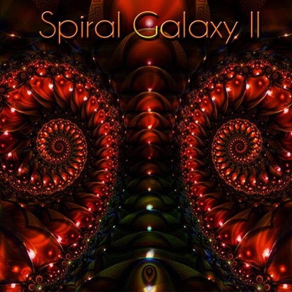 Cover art for Spiral Galaxy II