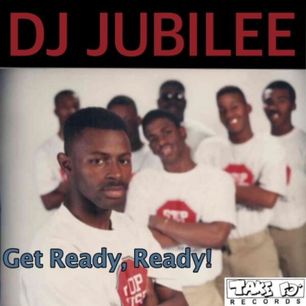 Cover art for Get Ready, Ready