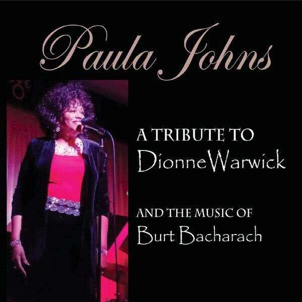 Cover art for A Tribute to Dionne Warwick & the Music of Burt Bacharach