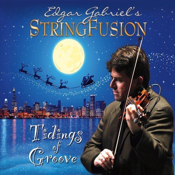 Cover art for Tidings of Groove