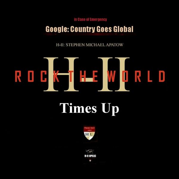 Cover art for Rock the World