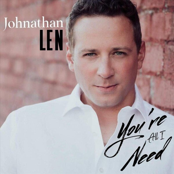 Cover art for You're All I Need