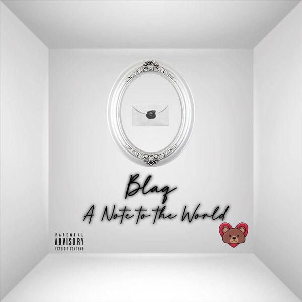 Cover art for Blaq *A Note to the World