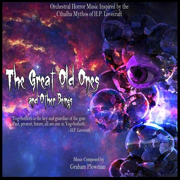 Cover art for The Great Old Ones and Other Beings
