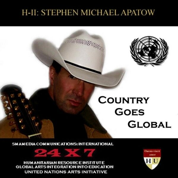 Cover art for Country Goes Global