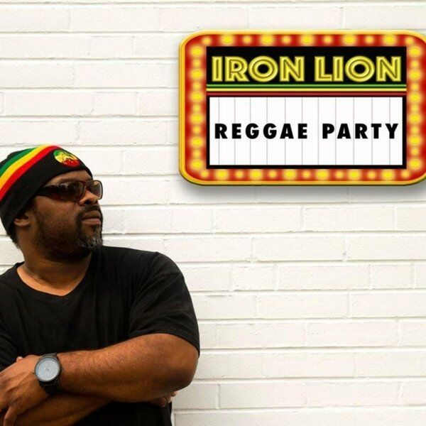 Cover art for Reggae Party