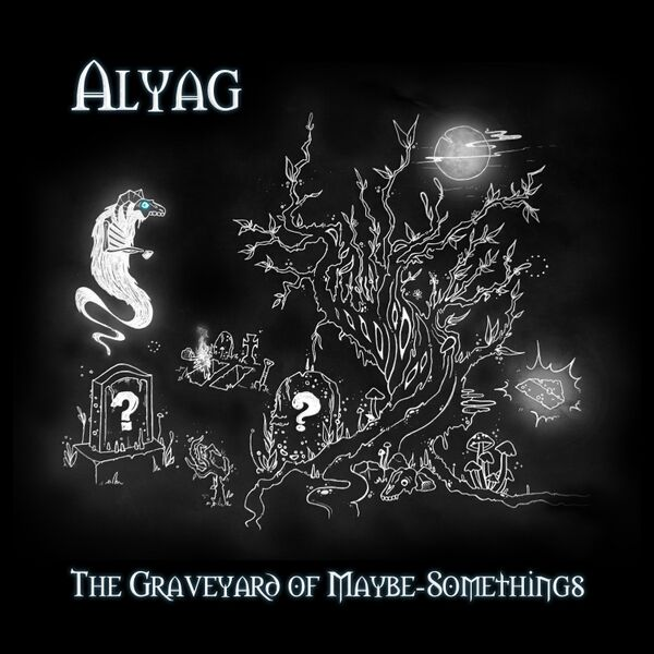 Cover art for The Graveyard of Maybe-Somethings