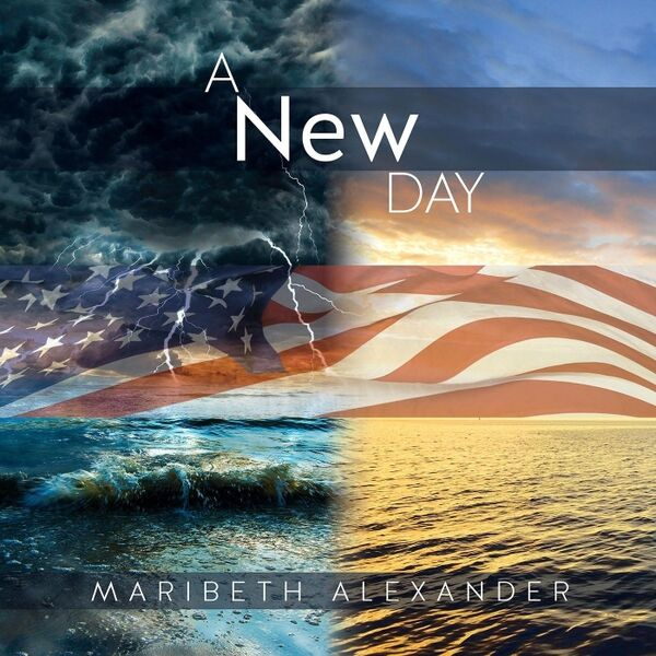 Cover art for A New Day