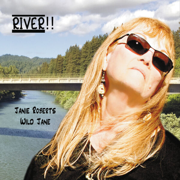 Cover art for River