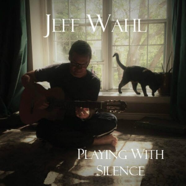 Cover art for Playing with Silence