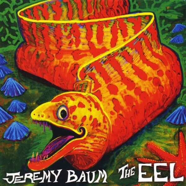 Cover art for The Eel