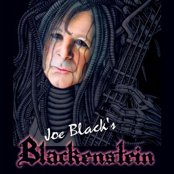 Cover art for Joe Black's Blackenstein