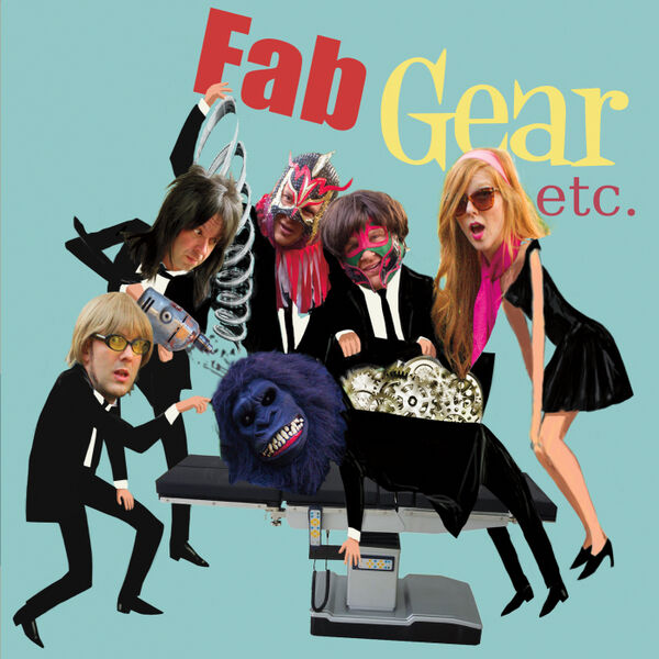 Cover art for Fab Gear Etc.