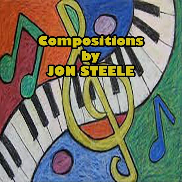 Cover art for Compositions by Jon Steele