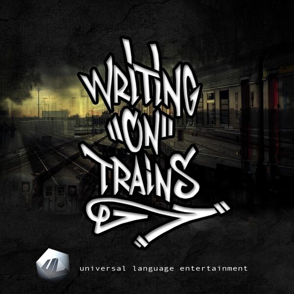 Cover art for Writing on Trains