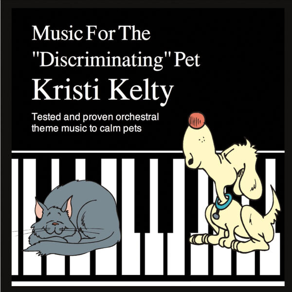 """Cover art for Music for The """"Discriminating"""" Pet"""