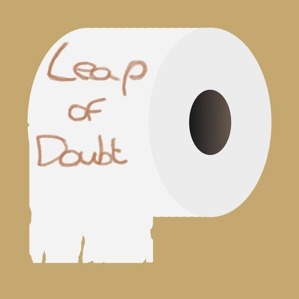 Cover art for Leap of Doubt
