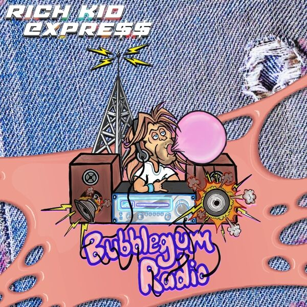 Cover art for Bubblegum Radio