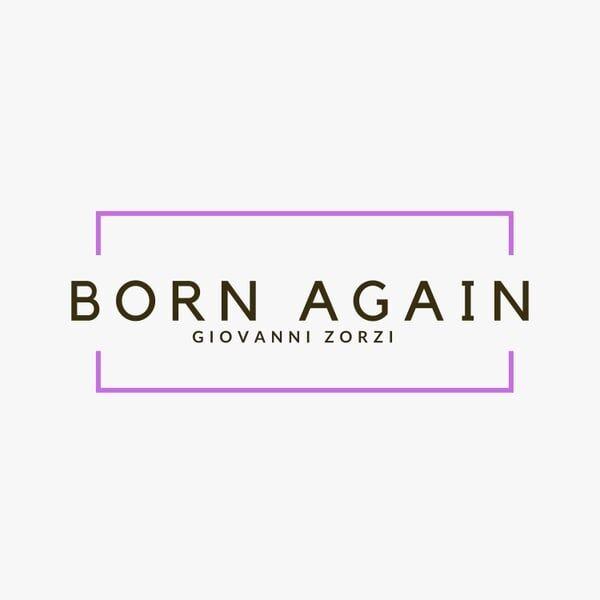 Cover art for Born Again