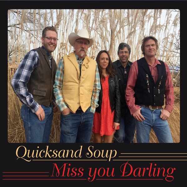 Cover art for Miss You Darling