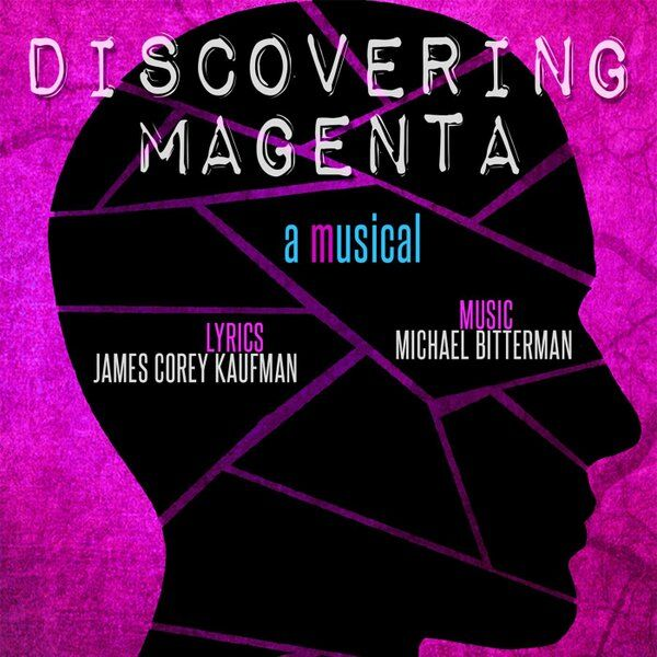 Cover art for Discovering Magenta: A Musical (2015 New York Cast)