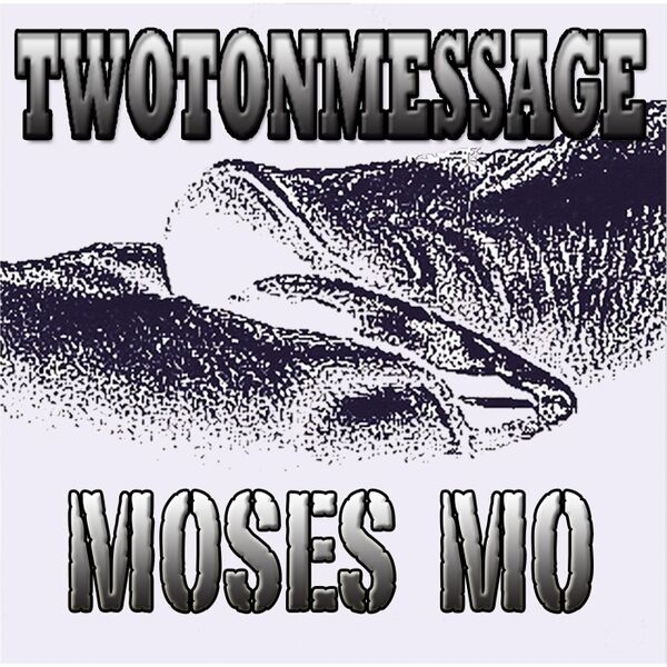 Cover art for Two Ton Message EP