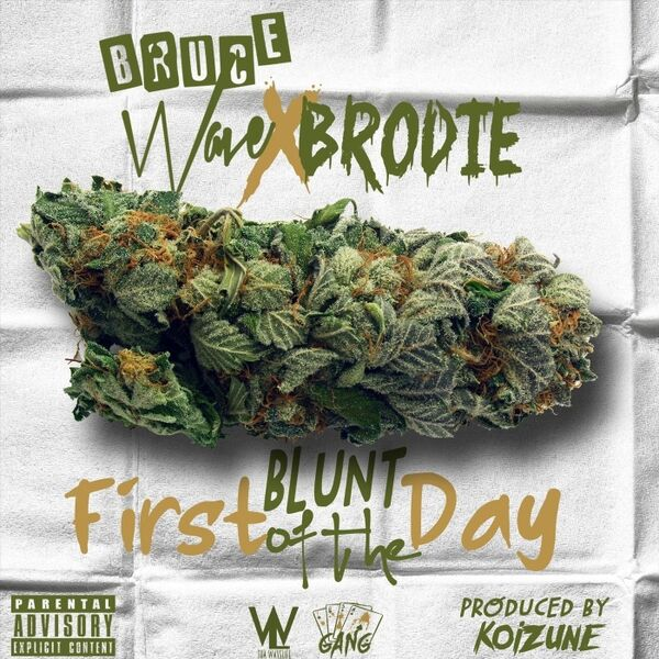 Cover art for First Blunt of the Day