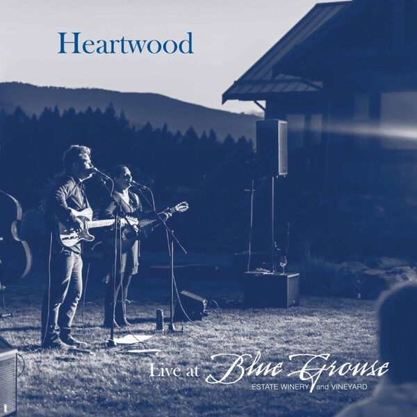Cover art for Live at Blue Grouse