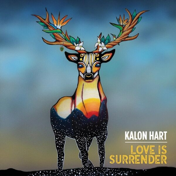 Cover art for Love Is Surrender