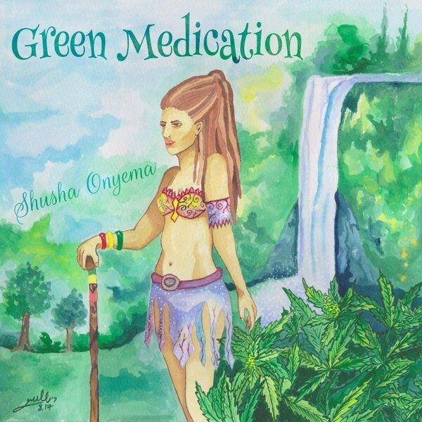 Cover art for Green Medication