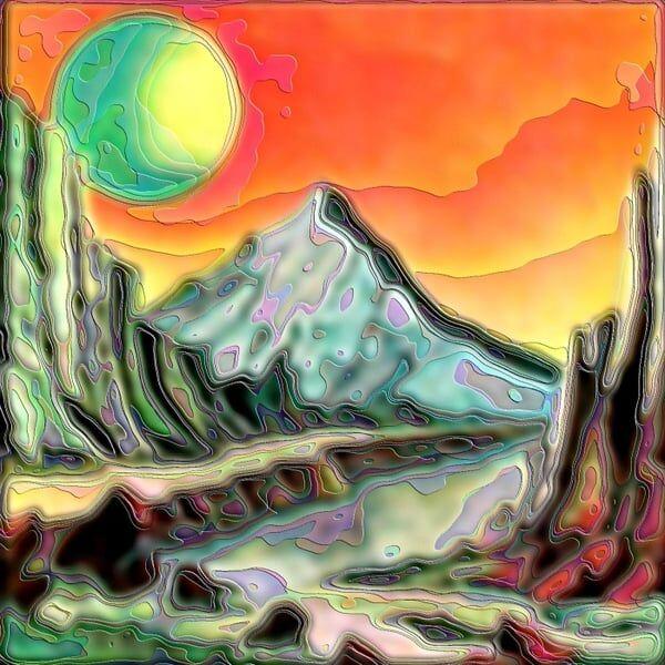 Cover art for Dayspring